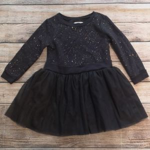 Old Navy Dress With Gold Specks